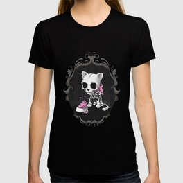 Bone Kitty T-shirt