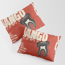 Django Unchained, Quentin Tarantino, alternative movie poster, Leonardo DiCaprio, Jamie Foxx Pillow Sham