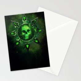 Chaos Icon - Nurgle Stationery Cards