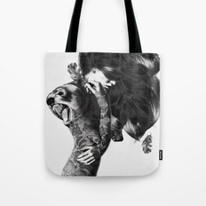 Bear #2 Tote Bag