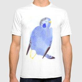 """""""Un oiseau entend..."""" Book cover T-shirt"""