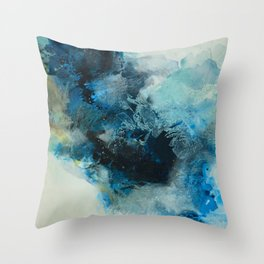 Into the soul of me Throw Pillow