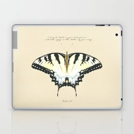Psalm 61:4 Laptop & iPad Skin