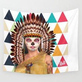 DOTD KINTA REMIX Wall Tapestry