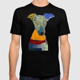 kacy (greyhound  T-shirt
