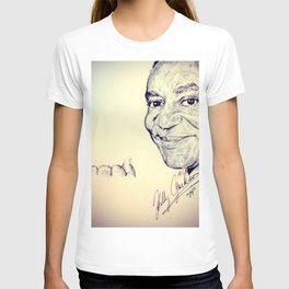 Who Ate All The Pudding? T-shirt