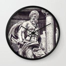 TRITON Wall Clock