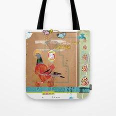 Transfusion Tote Bag