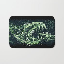 Metroid Metal: M2Q- End of the Line Bath Mat