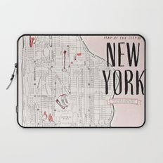 Kate Spade - New York Map Laptop Sleeve