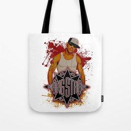 GangStarr Tote Bag