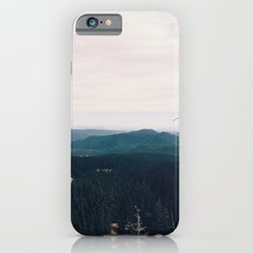 STAND STILL - landscape photography Slim Case iPhone 6s