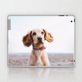 Man's Best Friend (Color) Laptop & iPad Skin