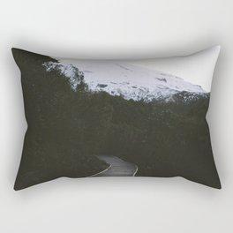 Mt Taranaki Rectangular Pillow