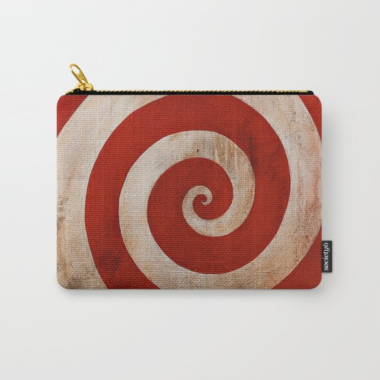 Sideshow Carnival Spiral Carry-All Pouch