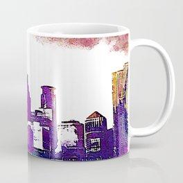 Minneapolis, Minnesota Skyline Coffee Mug