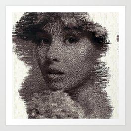 Tatoo Art Print