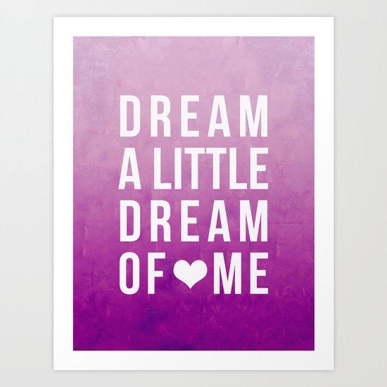 Dream II Art Print