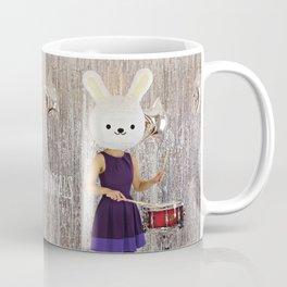 Peter Panda Rocking Out Coffee Mug