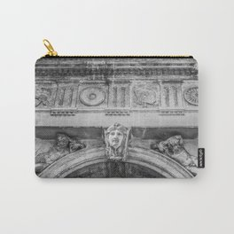 Venice Archway and Sculptures Carry-All Pouch