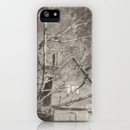 Witch House/Corwin House Salem MA #1 iPhone Case