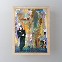 Hello Dalí Framed Mini Art Print