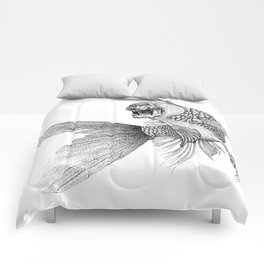 All that glitters... Comforters