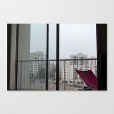 OURCQ VIEW Canvas Print