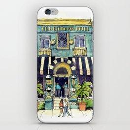 The Georgian Hotel iPhone Skin