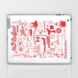 New Bedford Massachusetts Print Laptop & iPad Skin