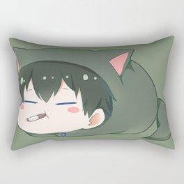 Gintama - Toshiro Cute Rectangular Pillow