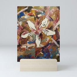 Grasp Mini Art Print