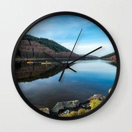 Geirionydd Lake Wall Clock