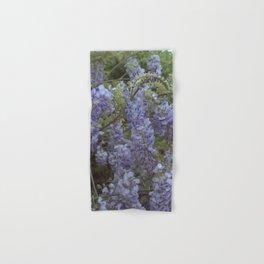 Japanese Wisteria - Wisteria floribunda Hand & Bath Towel