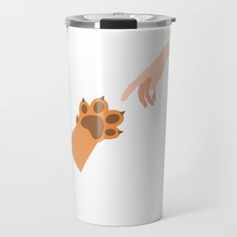 Pet Owner Cat Lover Cute Kitten Animal Lover Travel Mug