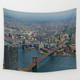 Forever NYC Wall Tapestry