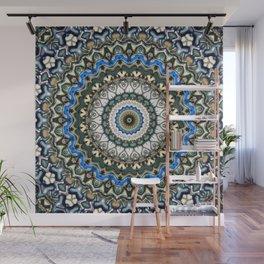 Ornate Colorful Mandala Wall Mural