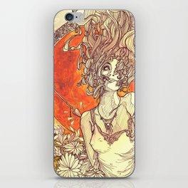Psyche & Cupid iPhone Skin