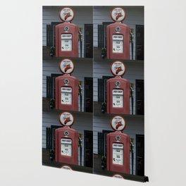 Fire Chief Gas Pump Wallpaper