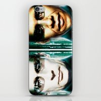 russia iPhone & iPod Skins featuring Russia  USA by Pavlo Tereshin