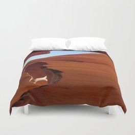 Antelope Canyon #5 Duvet Cover