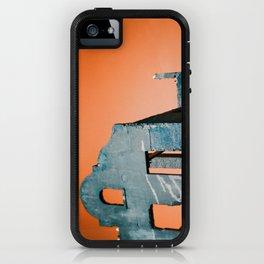 Alcatraz Island Ruins iPhone Case