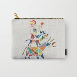 Bremen Town Musician  Carry-All Pouch