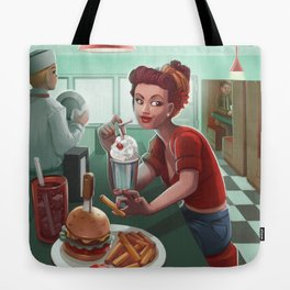 I've Got My Fry On You Tote Bag