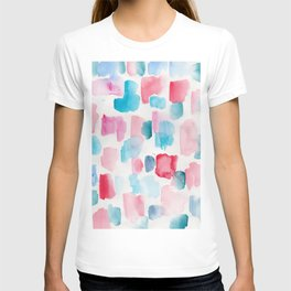 6   | 200130 | Watercolor Painting | Abstract Art | Abstract Pattern | Watercolor Art T-shirt