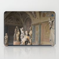 medieval iPad Cases featuring medieval prayers by Lisa Carpenter