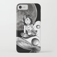 fairy tail iPhone & iPod Cases featuring Fairy Tail by creep