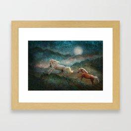 Celestial Spirits Framed Art Print
