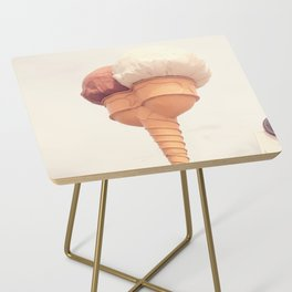 Two Scoops Side Table