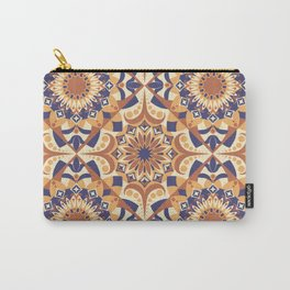 Orange Variety Carry-All Pouch